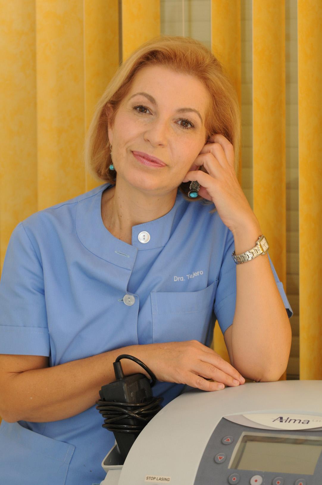 Doctora Paloma Tejero