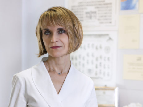 Doctora Elena Fernández