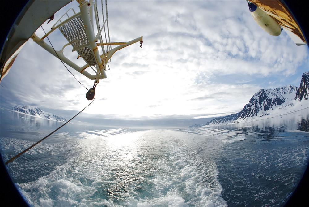 Expedición Reto Polar contra el cáncer