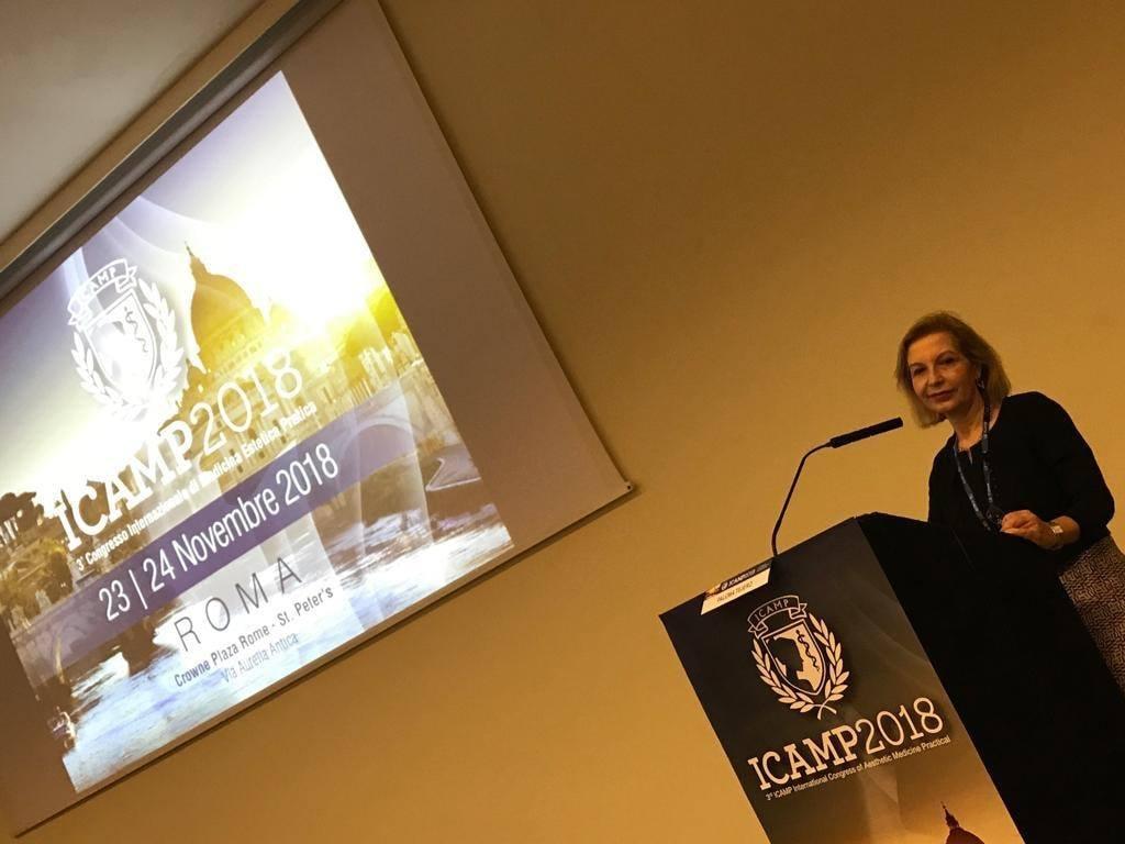 Congreso Internacional de Medicina Estética en Roma
