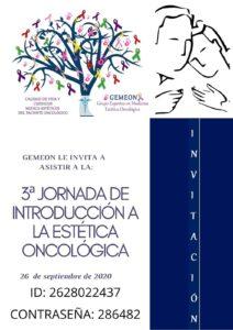 III CURSO DE INTRODUCCIÓN A LA ESTÉTICA ONCOLÓGICA