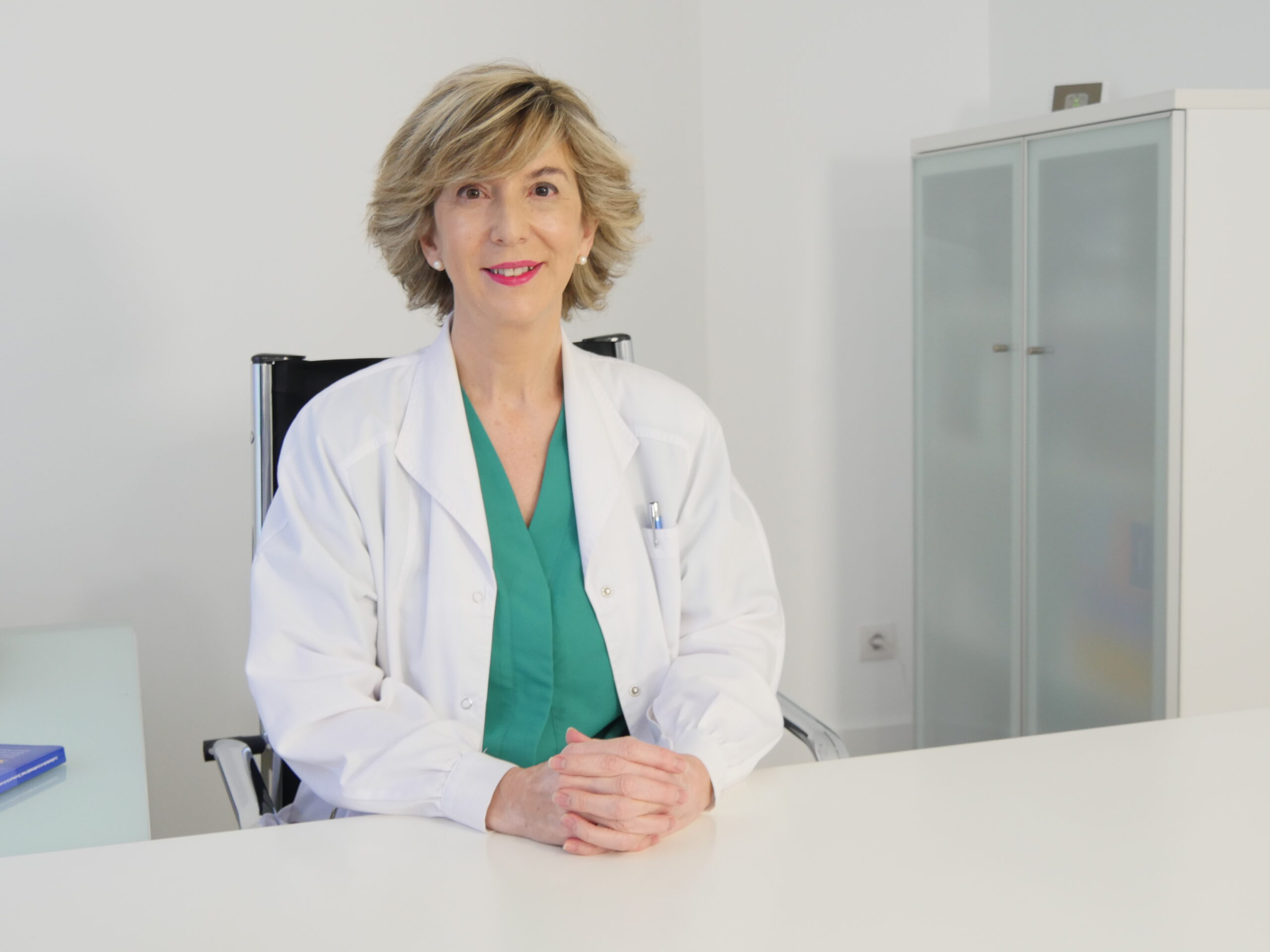Doctora Nuria Ugarte Logroño